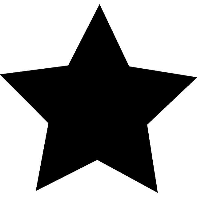 stern icon wohnung schwarz wappen favorit preise