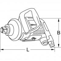 Druckluftschlagschrauber, Druckluftschrauber, Schrauber, Schlagschrauber,