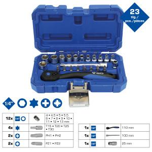 Ratsche, Schlüssel, Ratschenschlüssel, Ringratschenschlüssel, Brilliant Tools