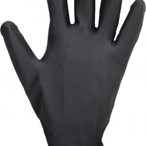 Handschuhe, Arbeitshandschuhe, Feinstrickhandschuhe, Mikrofeinstrickhandschuhe, PU Beschichtung,