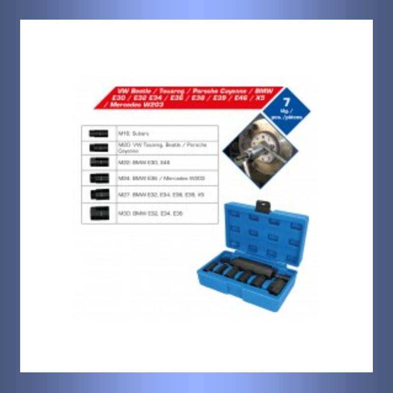 Antriebswelle, Antriebswellen, Nuß, Schlagschraubernuß, Stecknuss, Kraftstecknuss, Stecknussatz, Antriebswellenstecknuß, Antriebswellenstecknußsatz, Schlagschrauber, Schlagschrauberfest, Schlagschrauber geeignet, Antriebswelle, Antriebswellen, Einzieher, Antriebswelleneinzieher,, radnabe, Radnaben, Ziehhülse, Ziehhülsen, Subaru, VW, Volkswagen, Beetle, VW Beetle, Touareg, VW Touareg, Porsche, Porsche Cayenne, Cayenne, BMW, BMW E30, E30, BMW E46, E46, E36, BMW E36, Mercedes, Mercedes W203, W203, E32, BMW E32, E34, BMW E34, E38, BMW E38, E39, BMW E39, X5, BMW X5,
