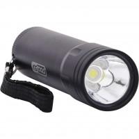 Taschenlampe, LED, LEDlampe, Werkstattlampe, Prüflampe, Ledlampe, LED Lampe, Spritzwassergeschuetzt