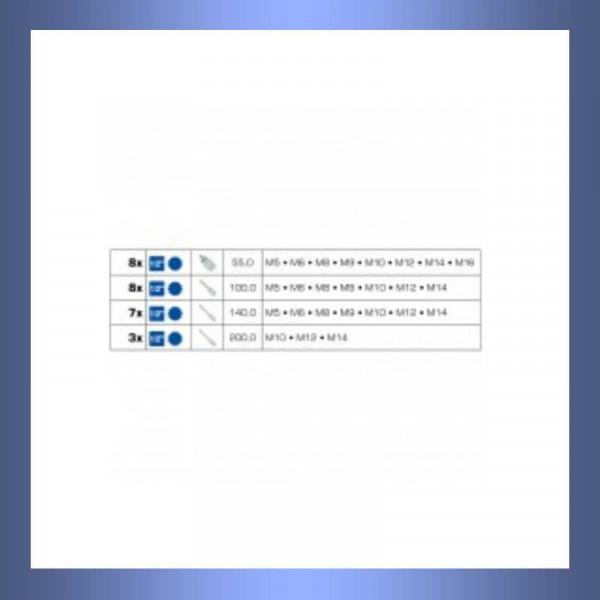 Steckschlüssel,Vielzahn,XZN,XZN Profil,M5,M6,M8,M9,M10,M12,M14,M16,Vielzahnsteckschlüssel,XZN Steckschlüssel,Chrom Vanadium, Chromvanadium,