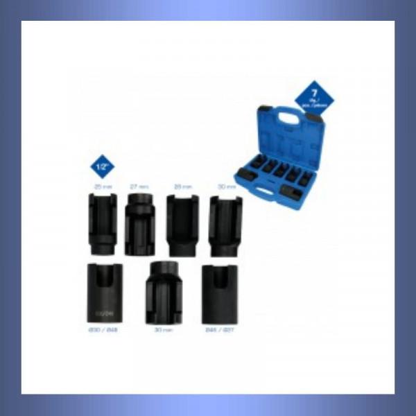Injektor,Stecknuß,Injektorstecknuß,Injektornuß,Injektorstecknußsatz,Stecknußsatz,Injektor Montage,