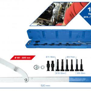 Nockenwellenrad, Gegenhalter, Einspritzpumpen, Dieselpumpenrad,Gegenhalteschlüssel