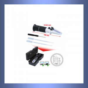 Refraktometer,Batterieflüssigkeitsprüfer, Frostschutzmittelprüfer, AdBlue®-Zusätzeprüfer